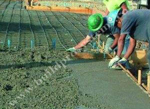 Non Shrink Grouts