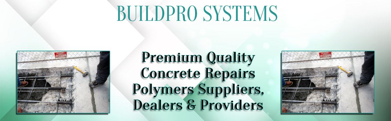 Concrete Repairs Polymers